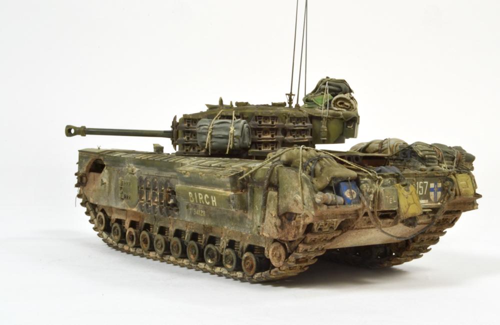A22 Churchill Mk Vii