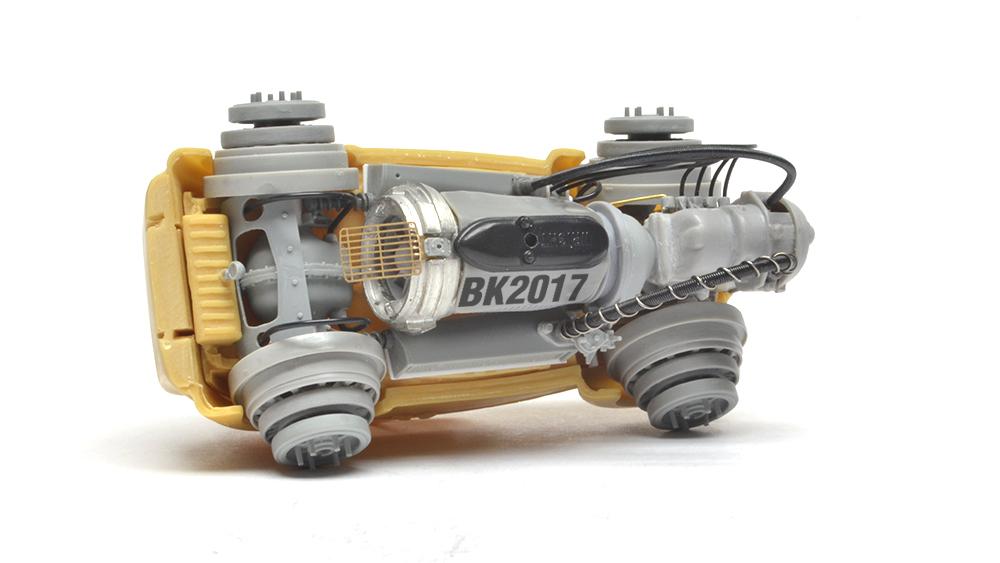 Kit Bash Hover Car - Space, Sci-Fi & Fantasy - IPMS/USA Forums